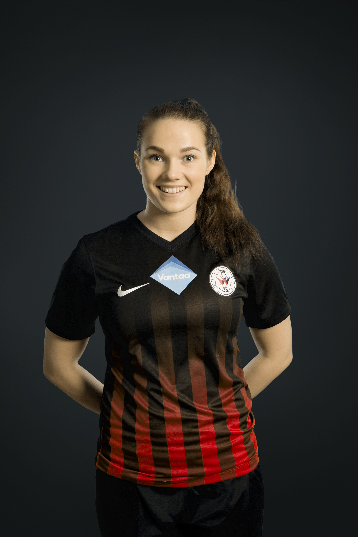 Pelaajakortti: #18 Ella Hopponen