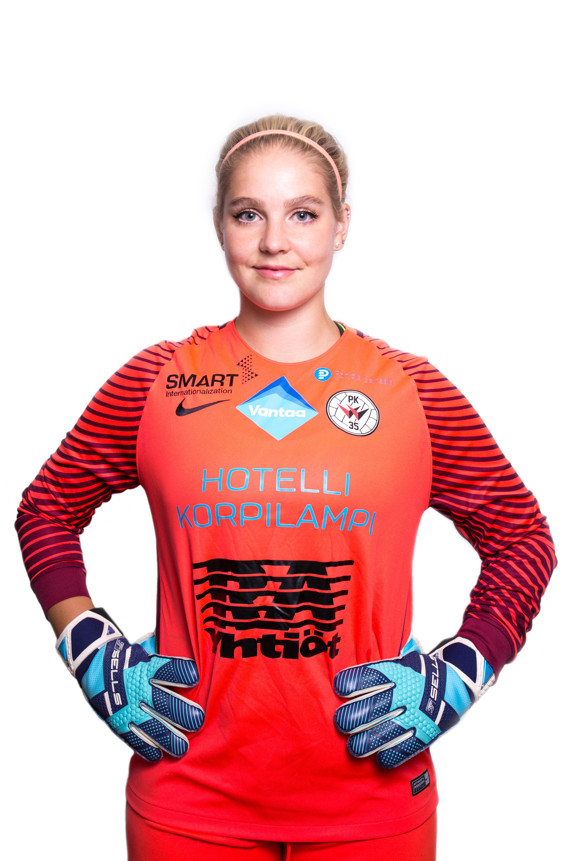 #1 Velma Oikarinen