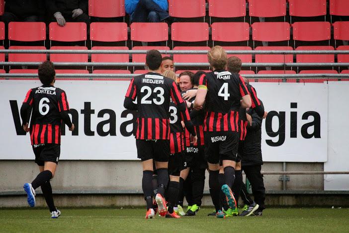 Miehillä Voitokas Kotiavaus Vasa IFK:ta Vastaan