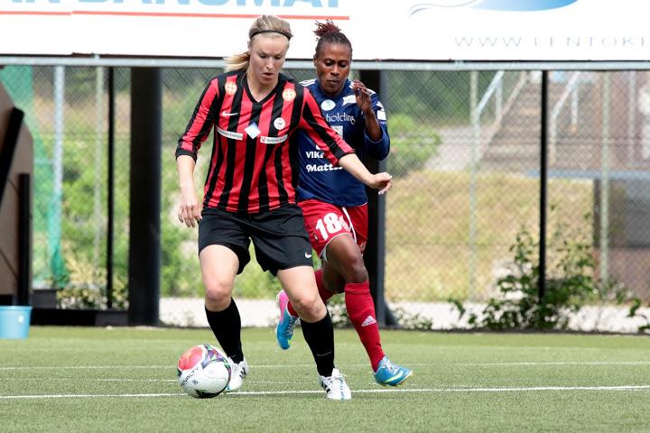 Punamustat Ja Åland United Maalittomaan Tasapeliin