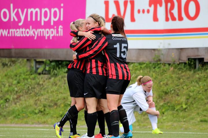 Naiset Emännöivät Lauantaina Vasa IFK:ta