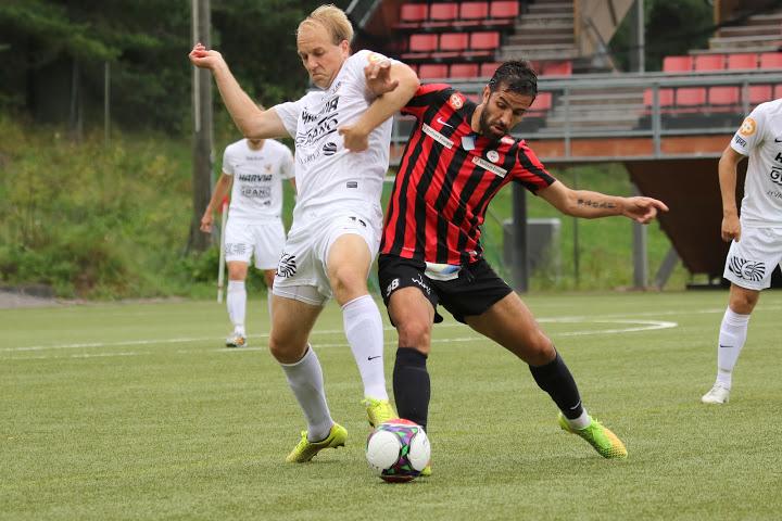 Miehet Isännöivät Lauantaina Vasa IFK:ta