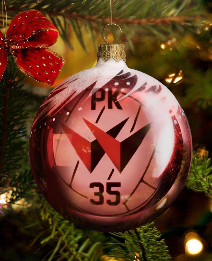 PK-35 Vantaa Toivottaa Kaikille Hyvää Ja Rauhallista Joulua!