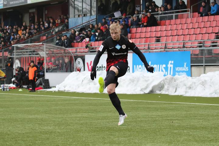PK-35 Vantaa Isännöi Huomenna FC Interiä