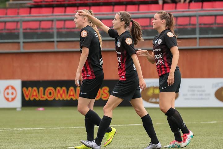 Naiset Suomen Cupin Välieriin