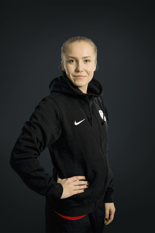 Pelaajakortti: #26 Roosa Toivanen