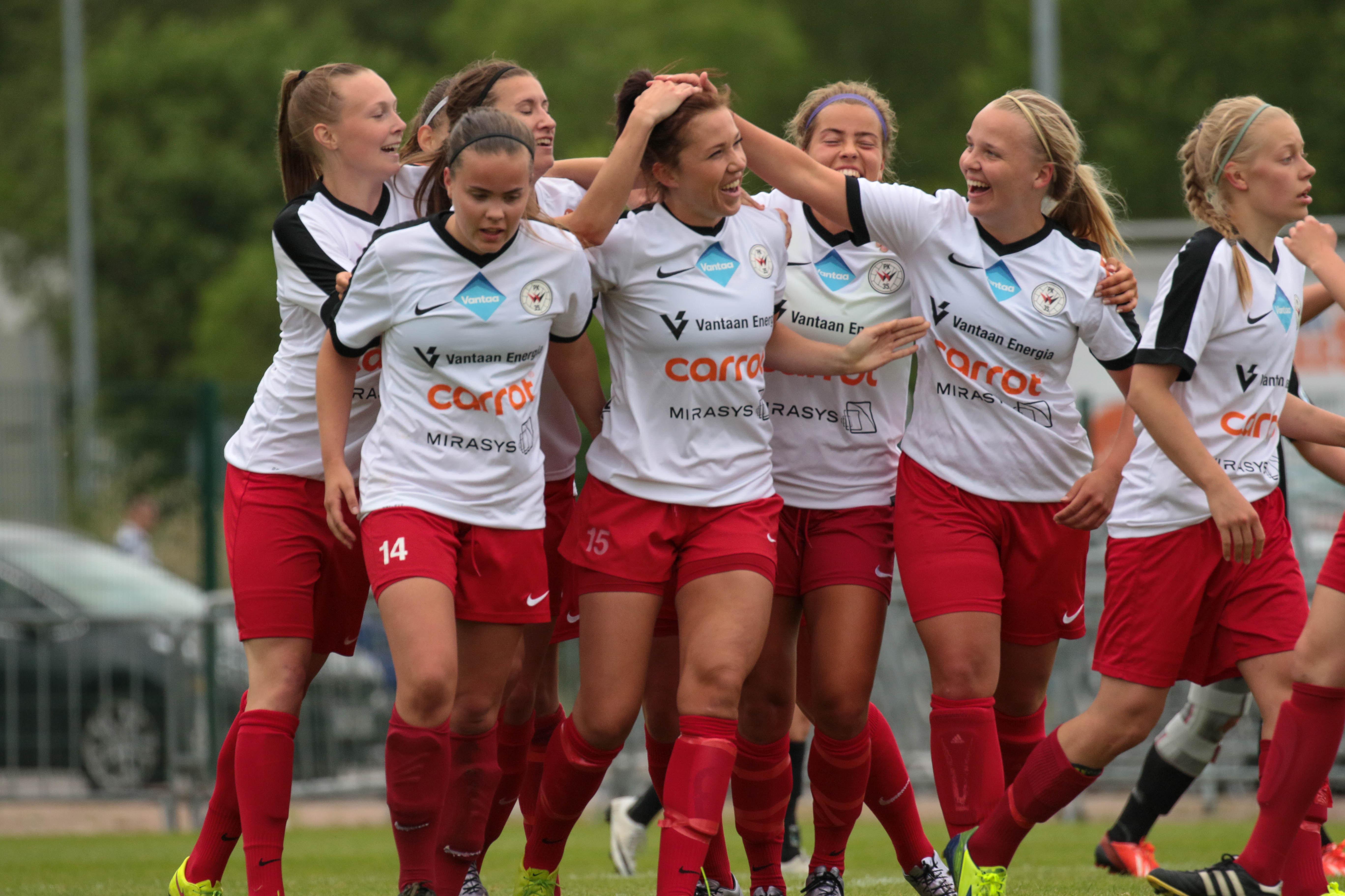 Naisten Kausi Huipentuu Suomen Cupin Finaaliin