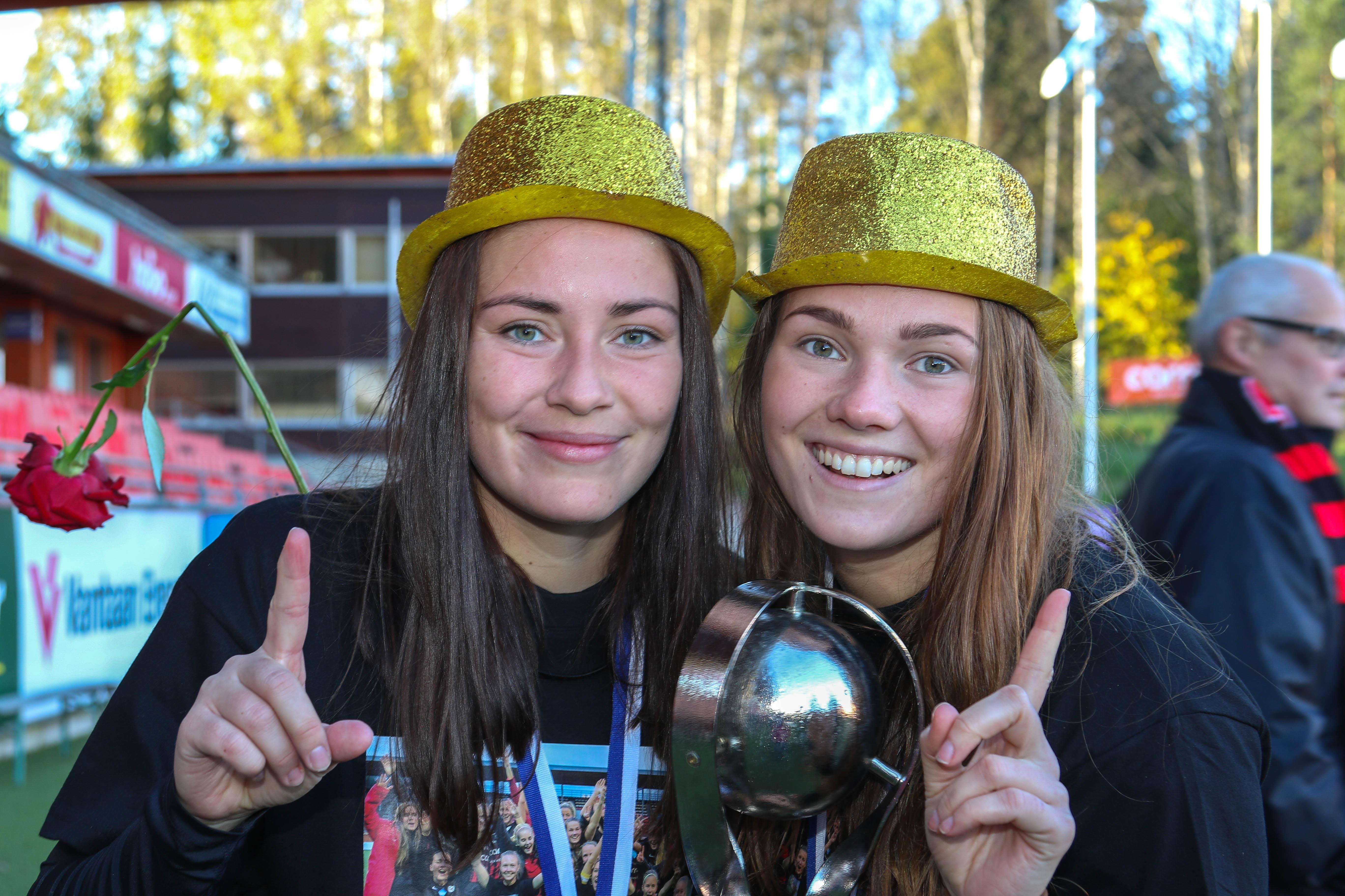 Pk 35 Vantaa Tps 0 2 Naisten Liiga 8 10 2016 430 Of 475