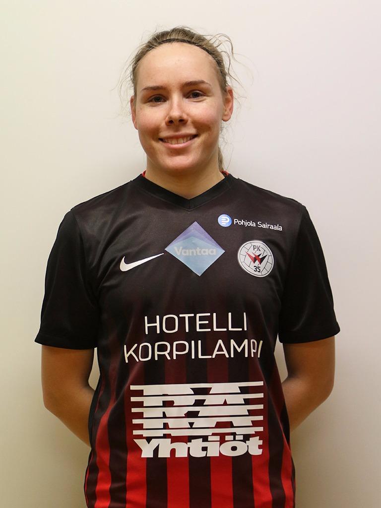 Alina Kosunen, Pelaajakuva 2018