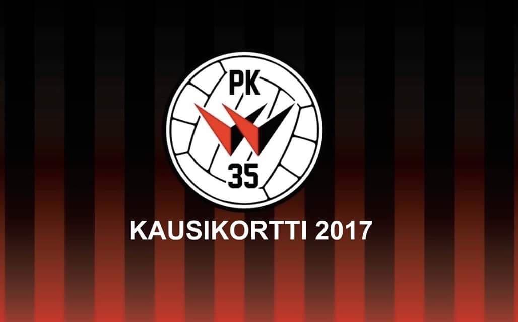 PK-35 Vantaan Kausikortit Nyt Myynnissä