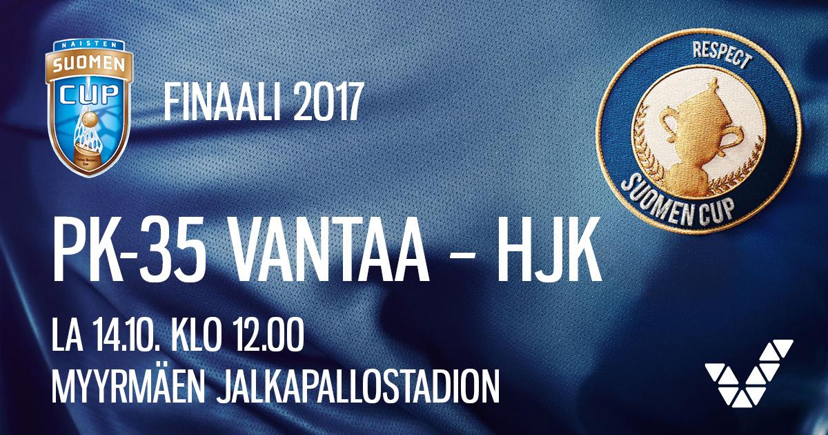 Katsojainfot Suomen Cupin Loppuotteluun