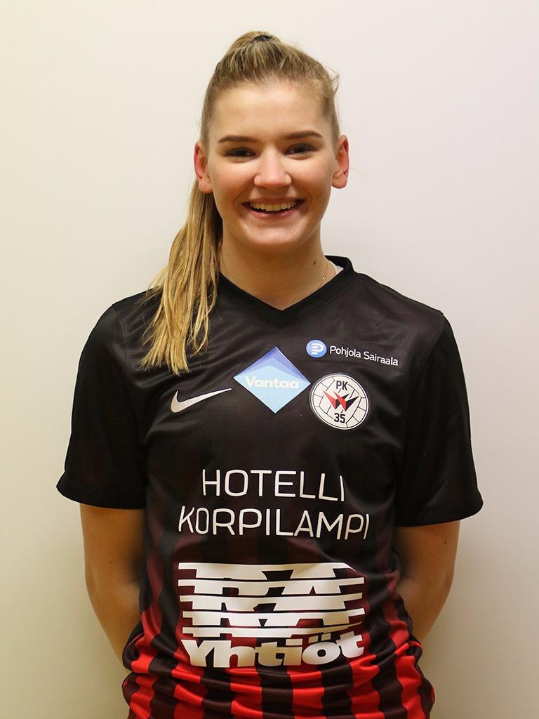 #29 Jasmin Leppioja