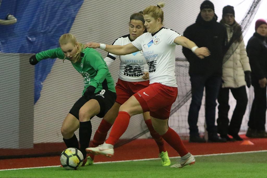 Punamustat Jatkoon Suomen Cupissa