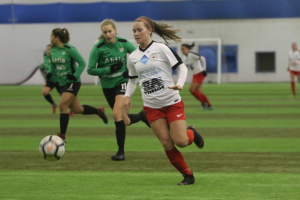 PK-35 Vantaa Kohtaa Suomen Cupissa Ilveksen