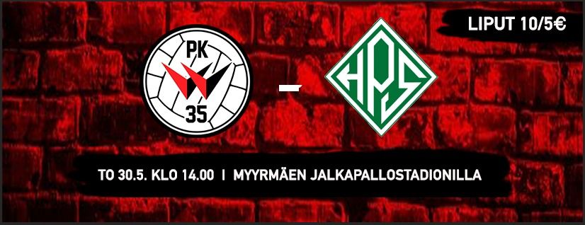 PK 35 Vantaa – HPS, Facebook