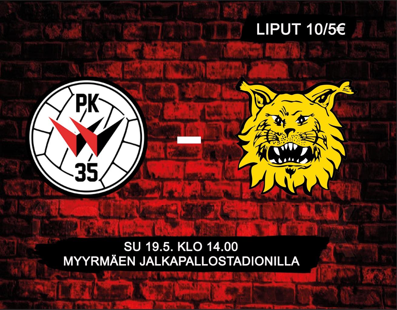 PK 35 Vantaa – Ilves2, Instagram