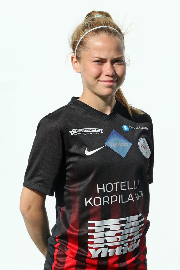 #24 Mikaela Frondelius