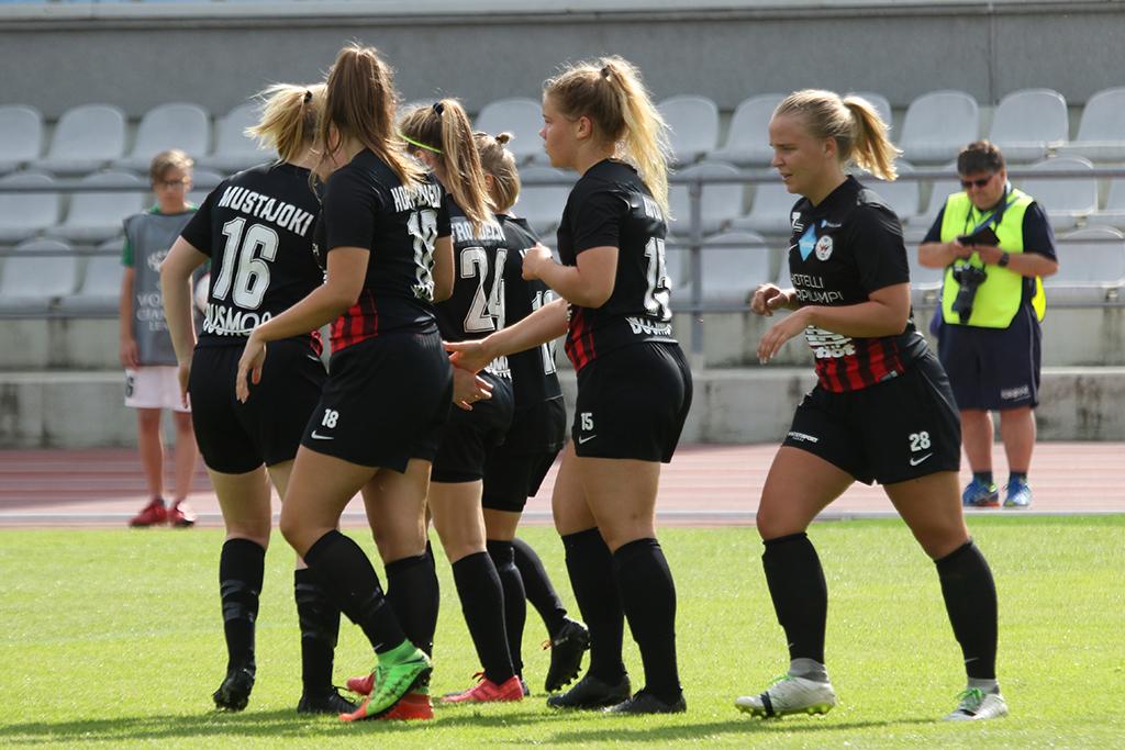 PK-35 TV: PK-35 Vantaa – EBS/Skála 5-0 (1-0) Ottelukooste 10.8.2019