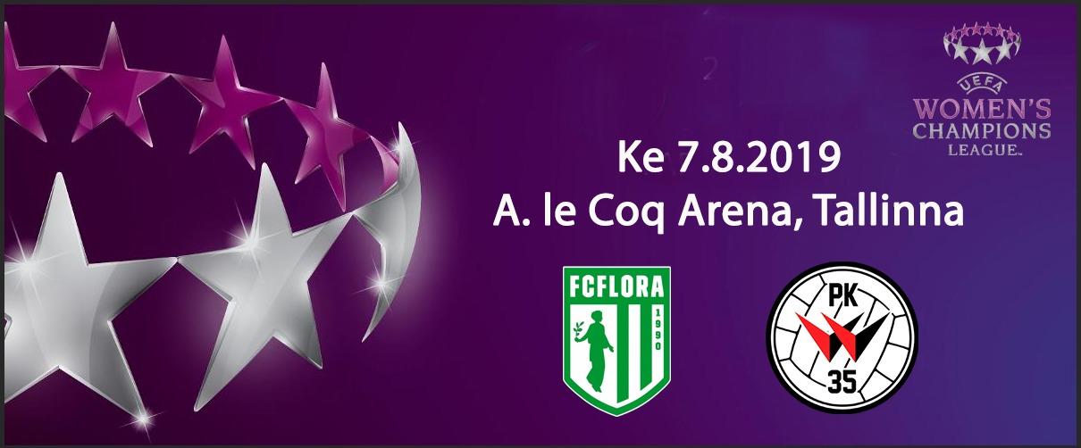 PK 35 Vantaa – FC Flora