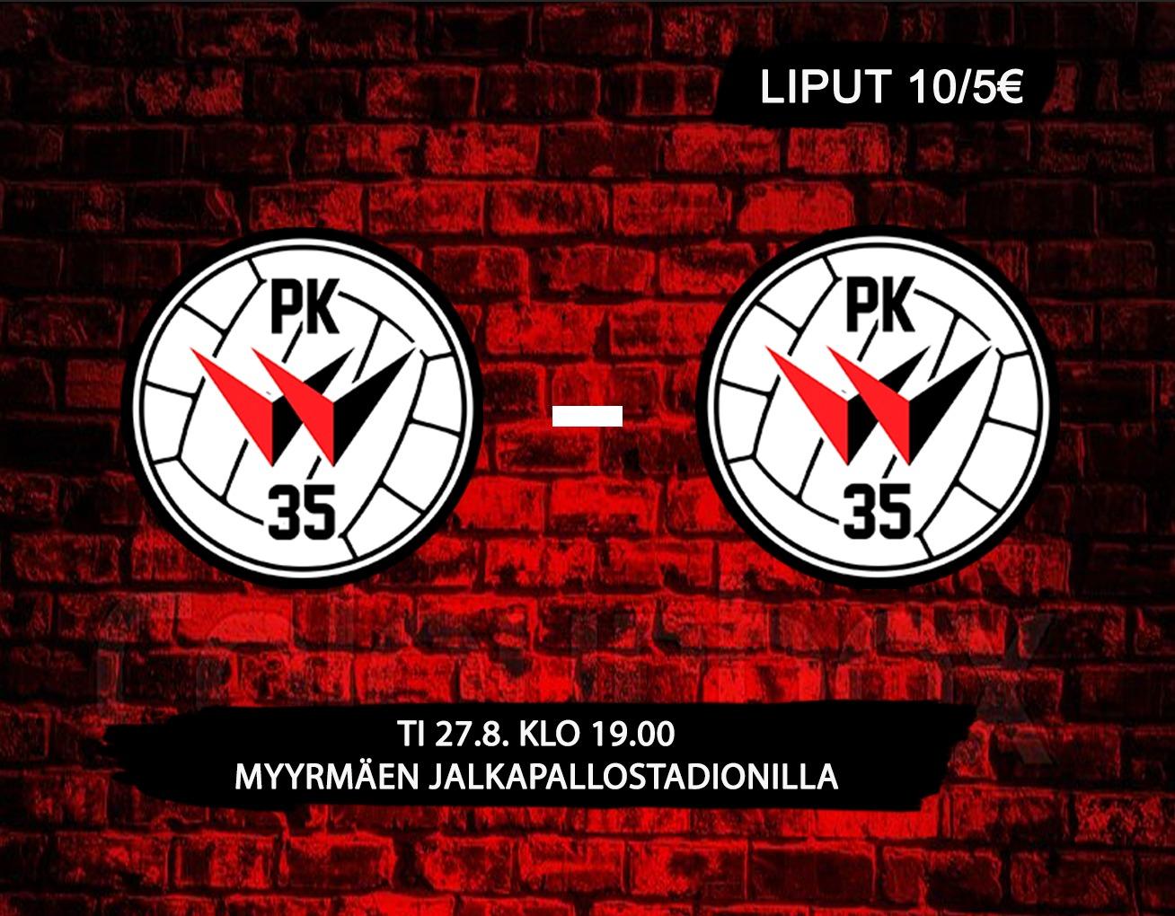 PK 35 Vantaa – PK 35, Instagram