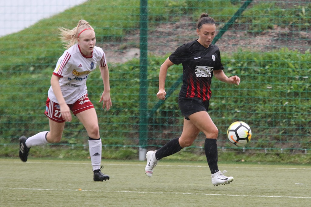 Punamustille Kotivoitto FC Sportista