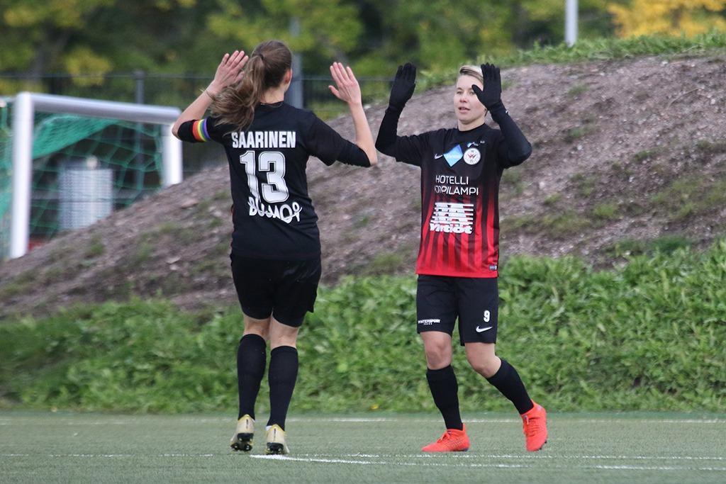 Punamustat Suomen Cupin Lohkovaiheeseen