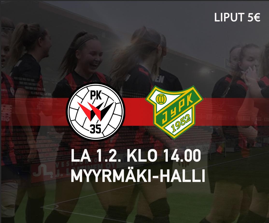 PK-35 Vantaa Tavoittelee Lohkovoittoa Suomen Cupissa