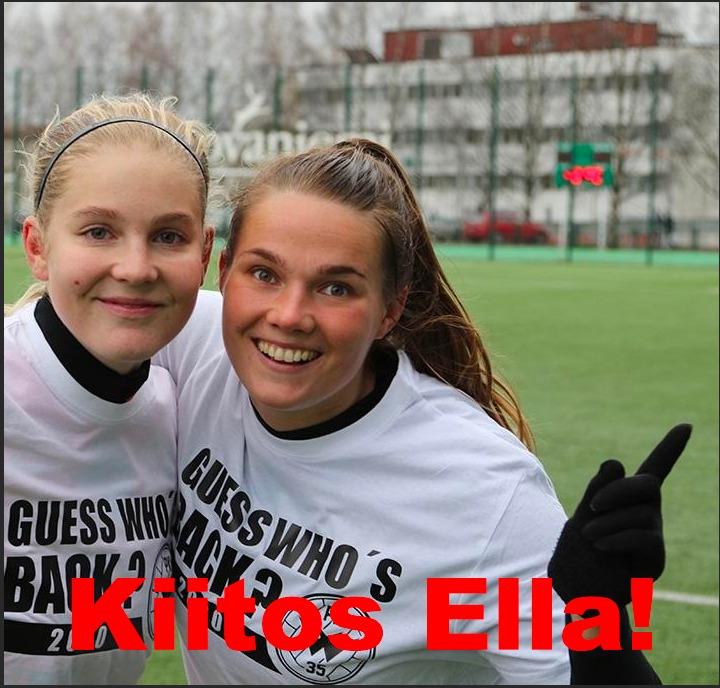 Ella Hopponen Päättää Pelaajauransa