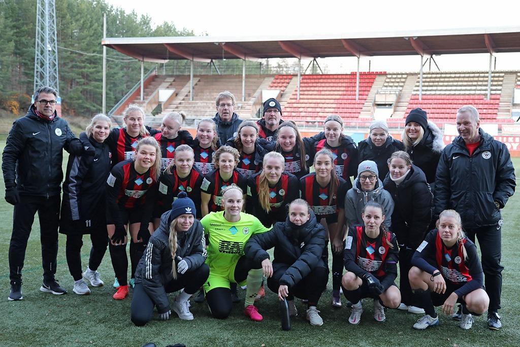 Ottelukooste: PK-35 Vantaa – TPS 3-0 (1-0) 8.11.2020