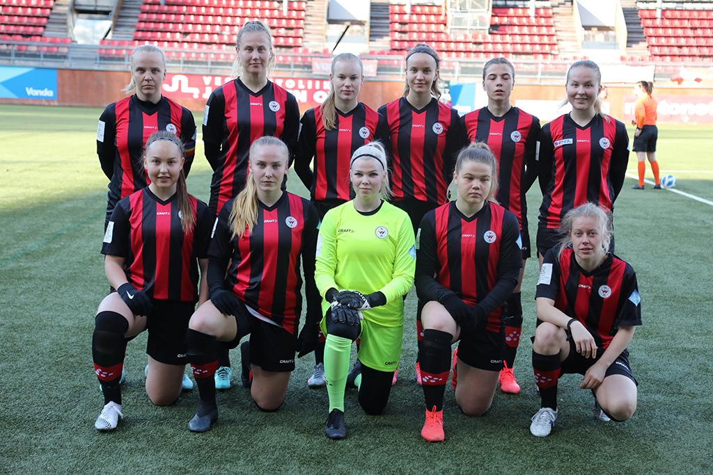 Ottelukooste: PK-35 Vantaa – HPS 4-0 (2-0) 29.4.2021