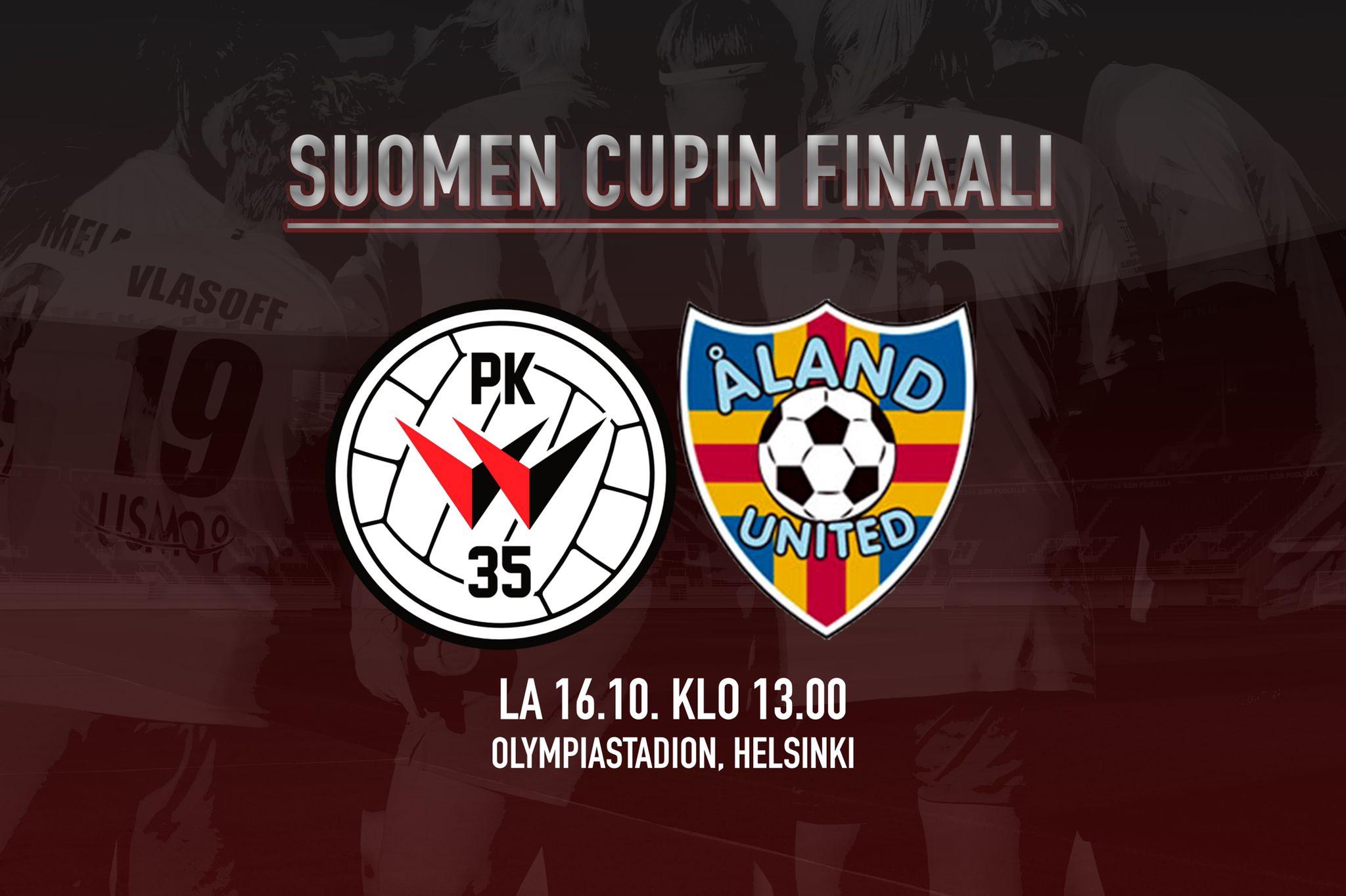 Punamustien Kausi Huipentuu Suomen Cupin Loppuotteluun